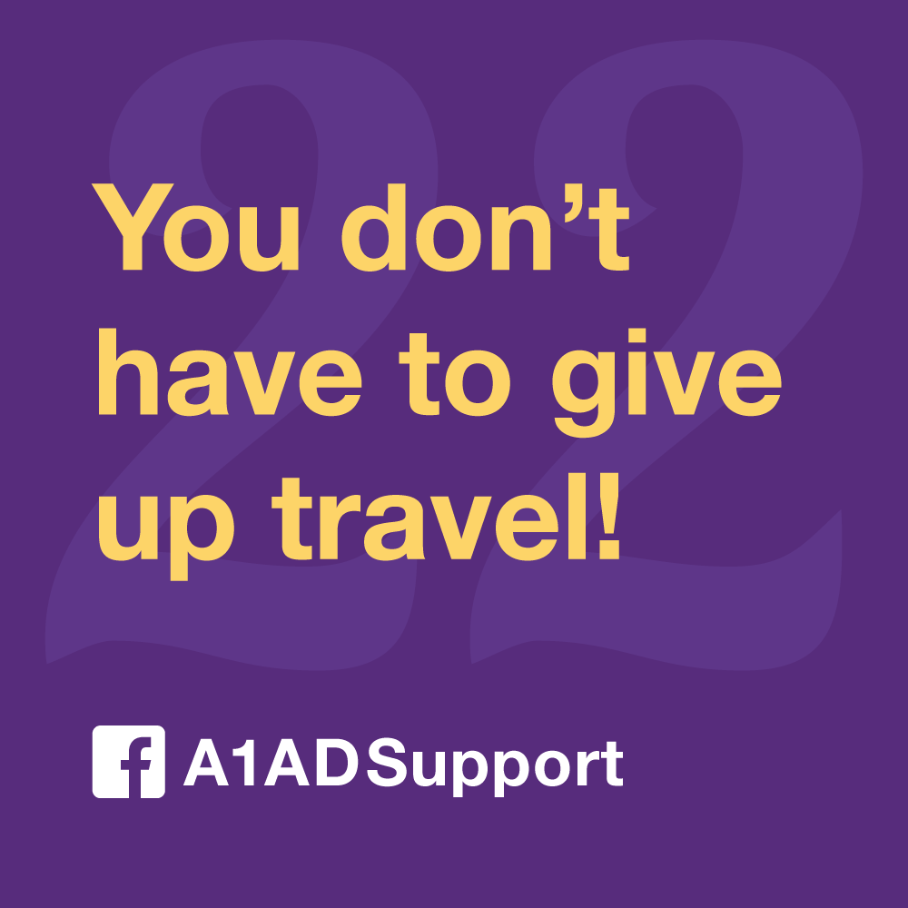 You don't have to give up travel!