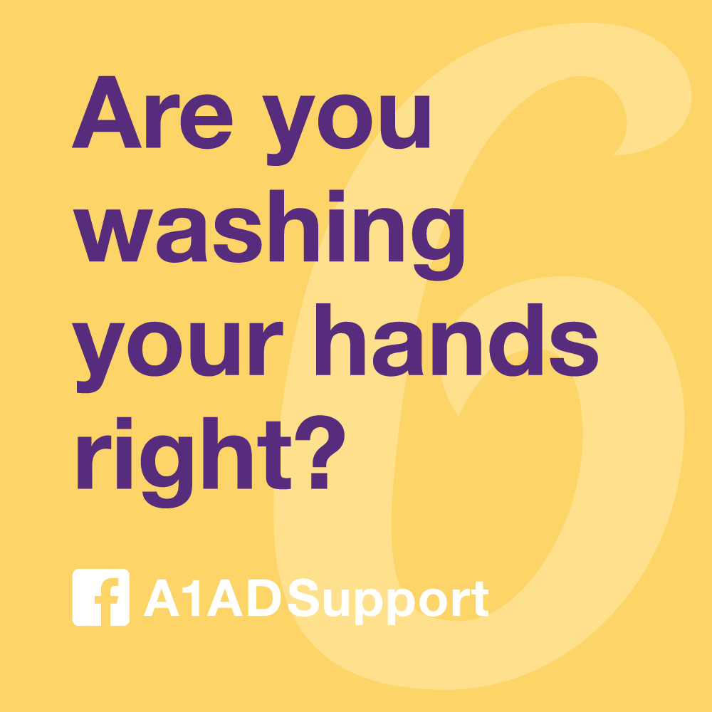 Are you washing your hands right?